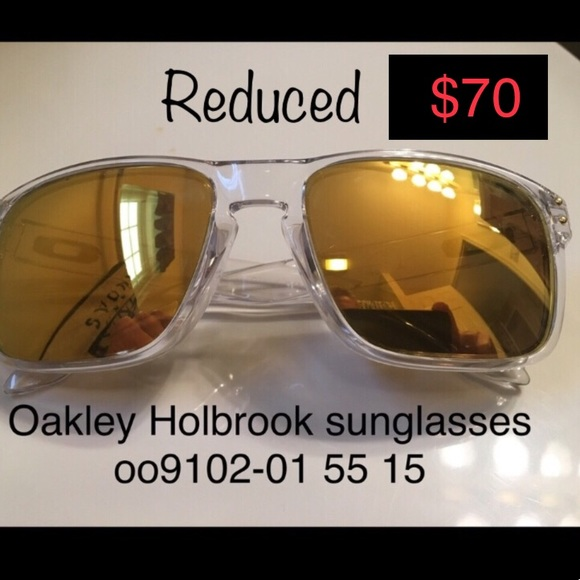 ddebe2a7e3 Oakley men s holbrook sunglasses oo9102-01 55 15. M 5b86c0824cdc3018e9b8be37